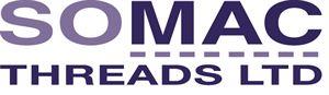 SOMAC THREADS ltd logo PMS 274
